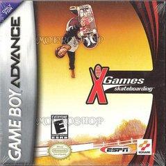 ESPN X Games Skateboarding