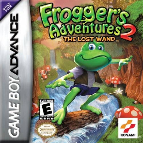 Froggers Adventure 2