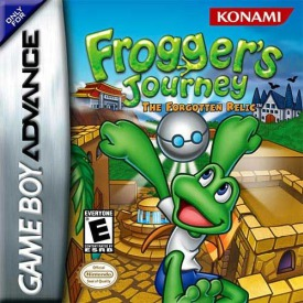 Froggers Journey