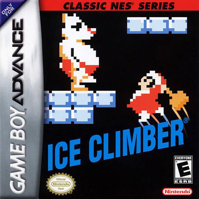 Classic NES Series Ice Climber