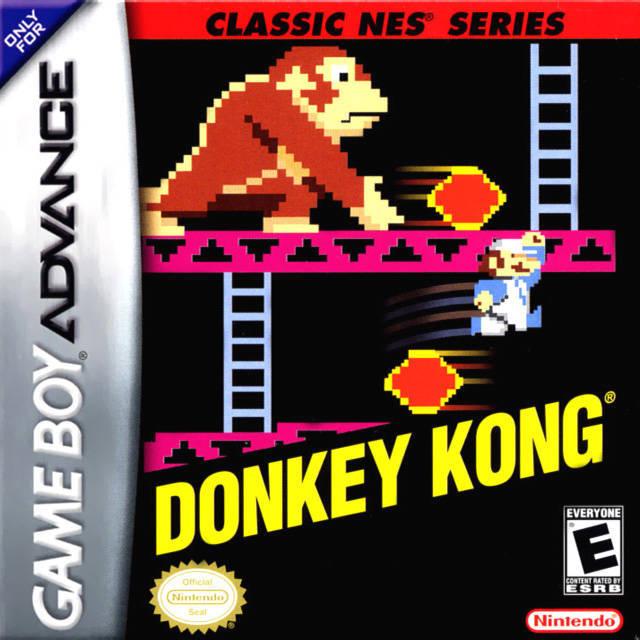 Classic NES Series Donkey Kong