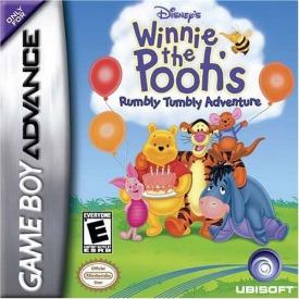 Winnie the Pooh: Rumbly Tumbly