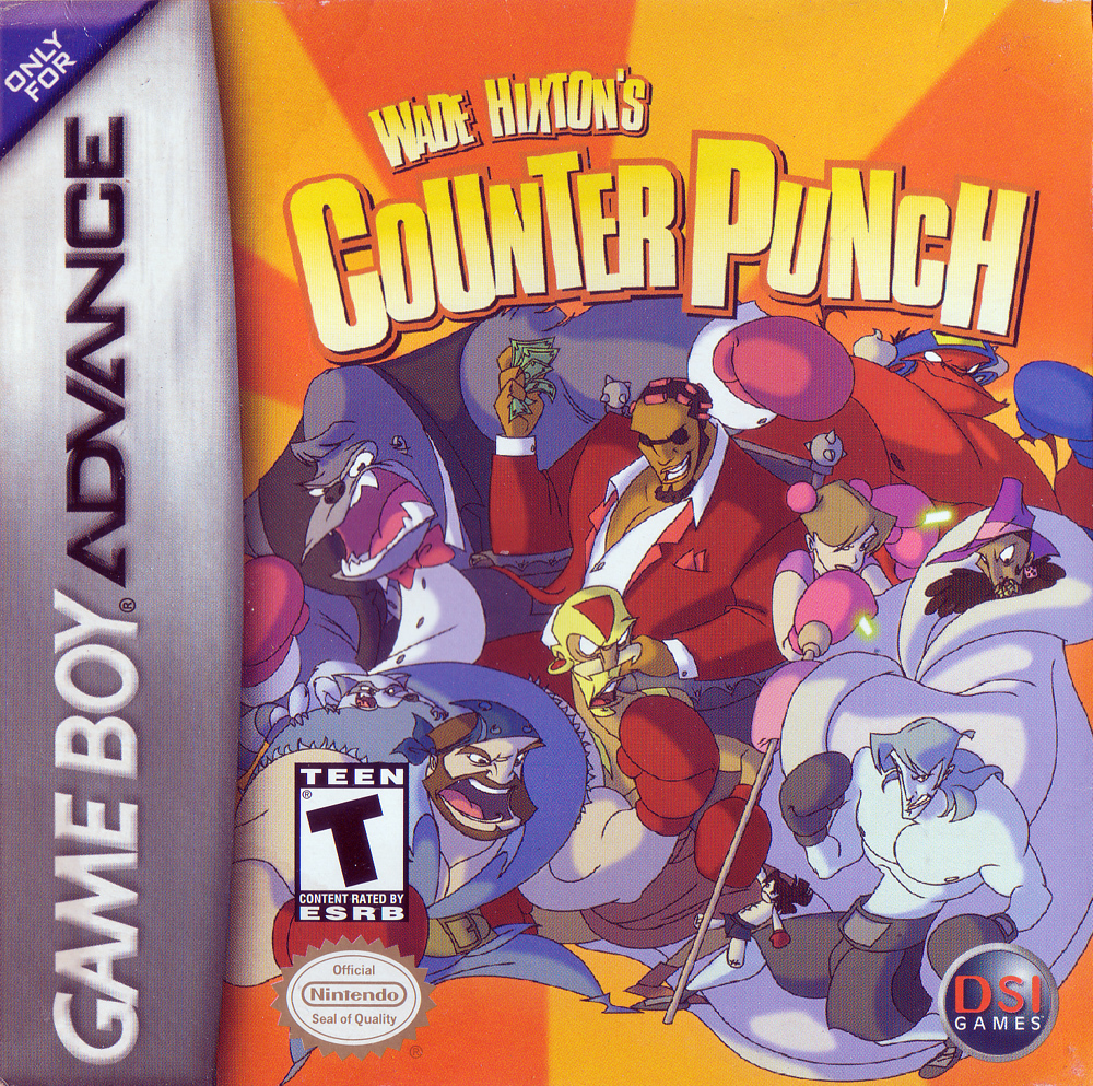 Wade Hixtons Counter Punch