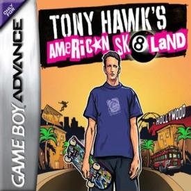 Tony Hawks American Sk8land