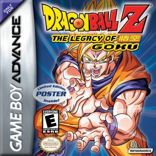 Dragonball Z: Legacy of Goku