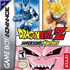 Dragonball Z: Supersonic