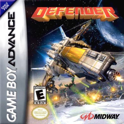 Defender Saving the Human Race