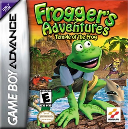 Froggers Adventures