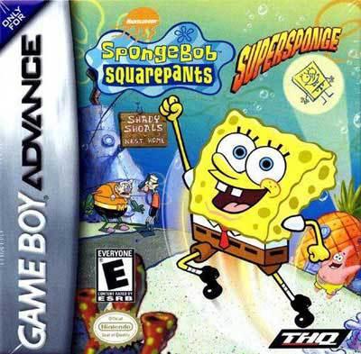 Spongebob Super Sponge