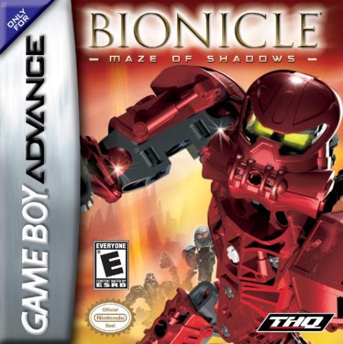 Bionicle: Maze of Shadows