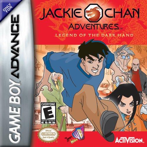 Jackie Chan Adventures