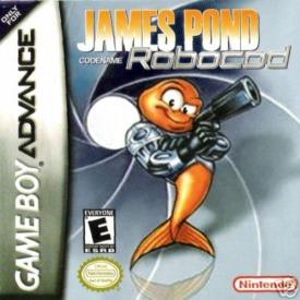 James Pond Codename: Robocod