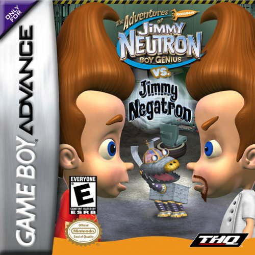 Jimmy Neutron vs. Jimmy
