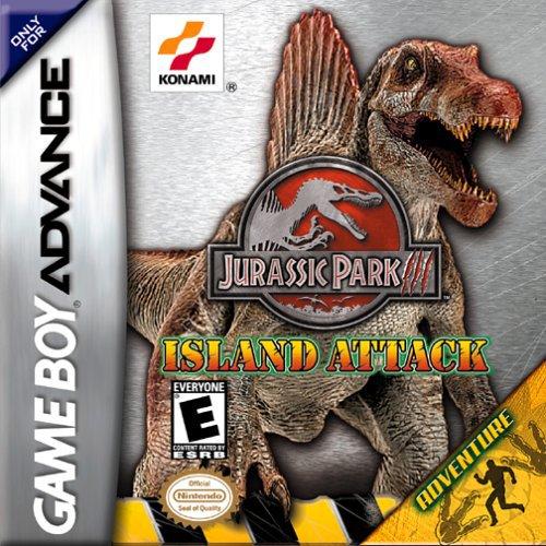 Jurassic Park 3 Island Attack