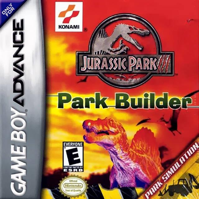 Jurassic Park III Park Builder