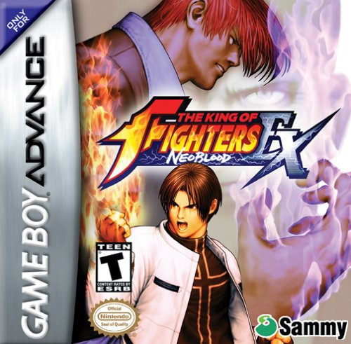 King of Fighters EX: NeoBlood