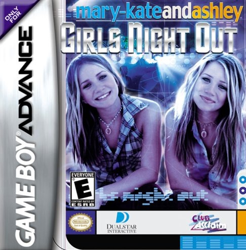Mary Kate & Ashley Girls Night