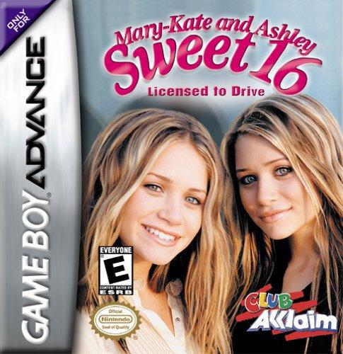 Mary-Kate & Ashley Sweet 16