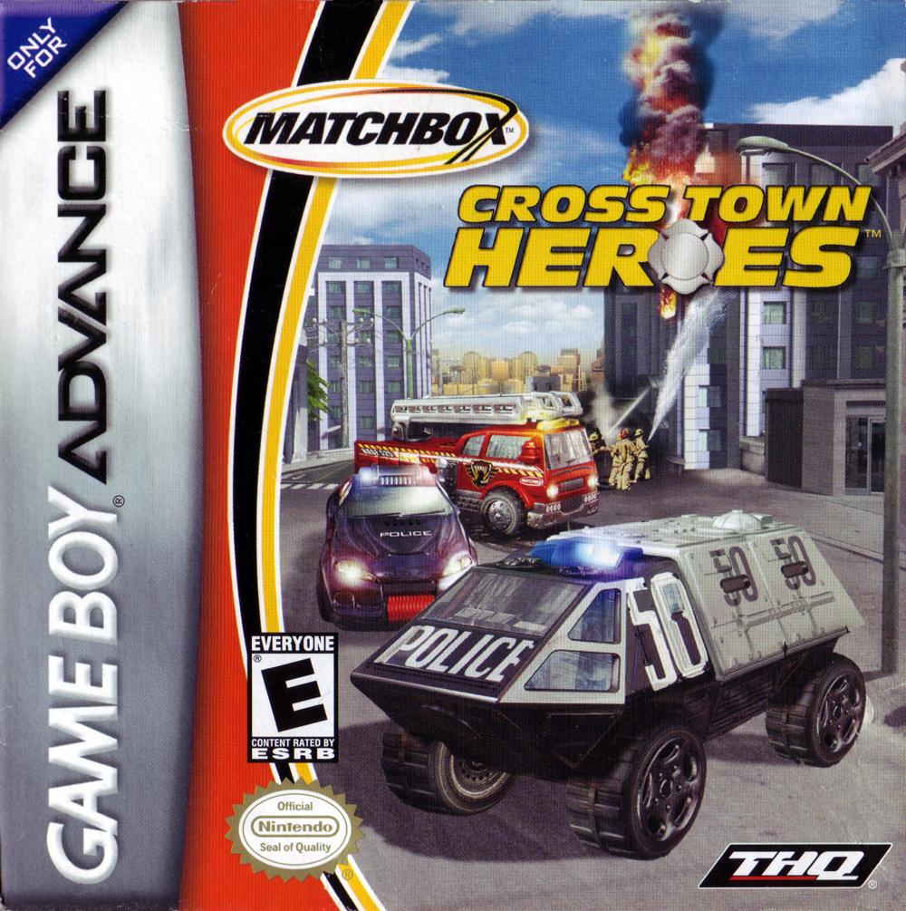 Matchbox: Cross Town Heroes