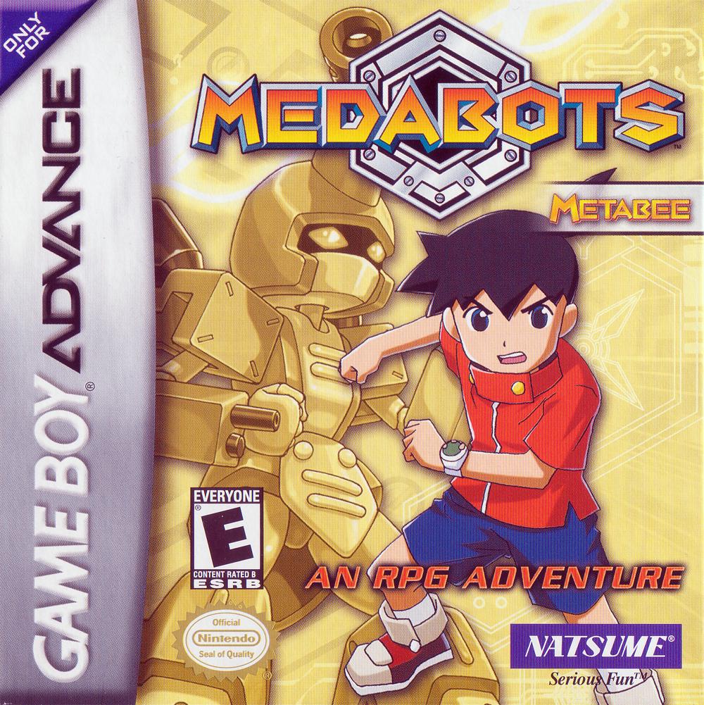 Medabots AX: Metabee