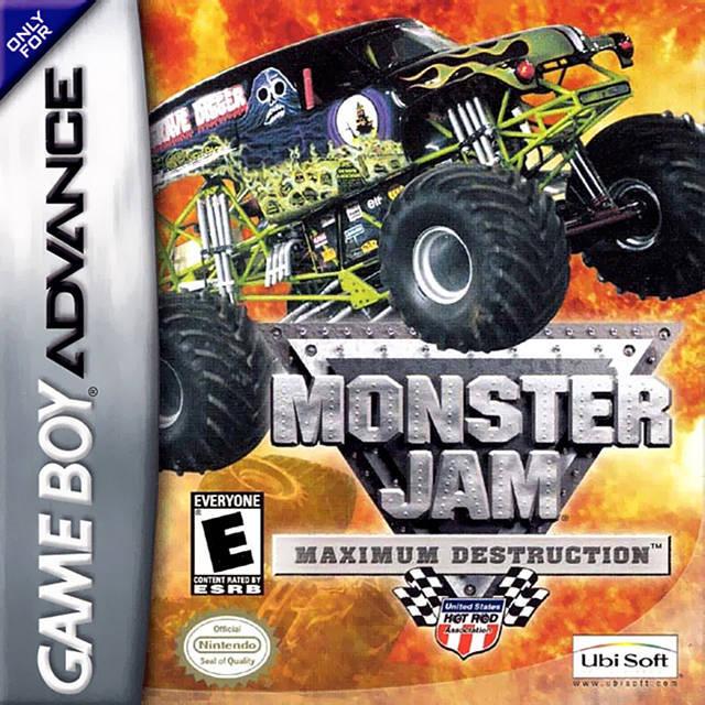 Monster Jam Maximum