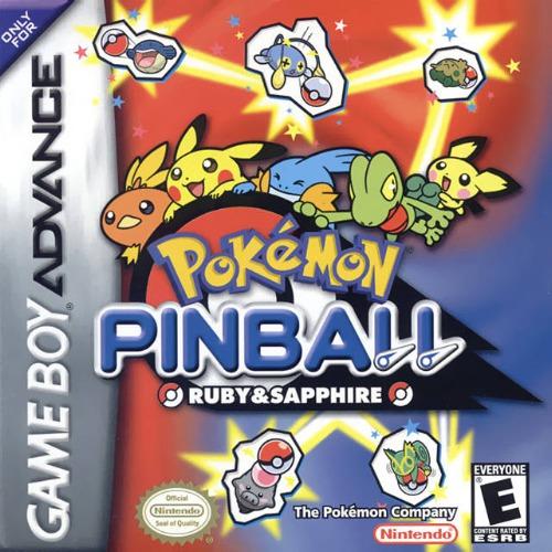 Pokemon Pinball Ruby Sapphire