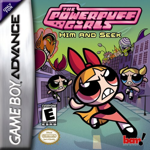 Powerpuff Girls: Him and Seek