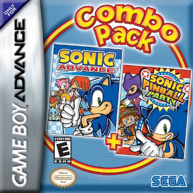 Sonic Advance & Sonic Pinball