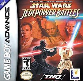 Star Wars Jedi Power Battles