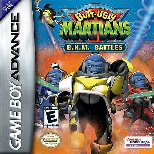 Butt Ugly Martians Battles