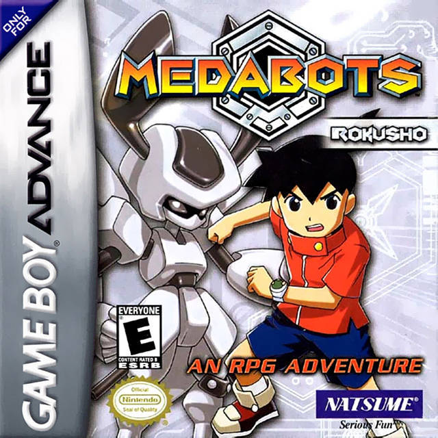 Medabots AX: Rokusho Version