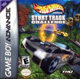 Hot Wheels Stunt Track