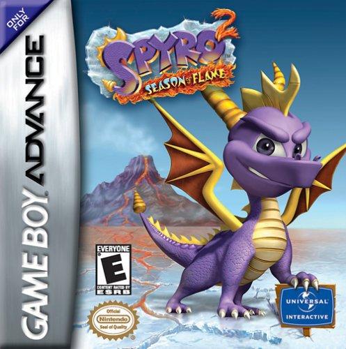Spyro 2 Season of Flame