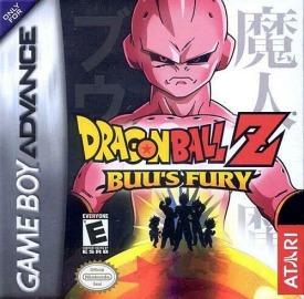 Dragonball Z: Buus Fury