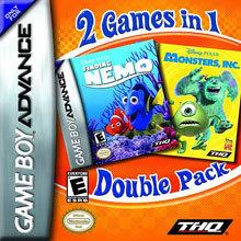 Monsters Inc. & Finding Nemo