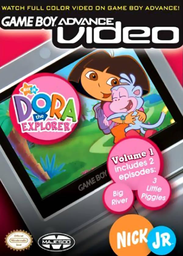 Dora the Explorer Video