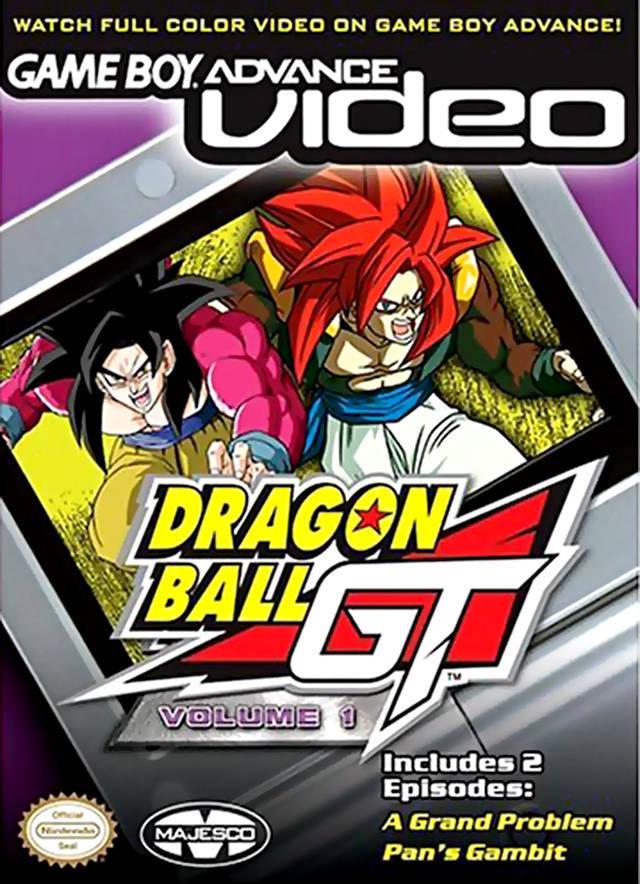 Dragonball GT: Volume 1 Video