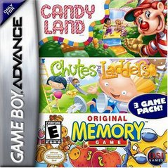 Candyland, Chutes & Ladders