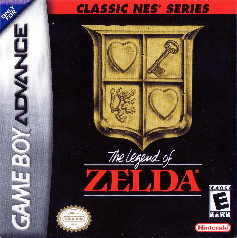 Classic NES Series: Zelda