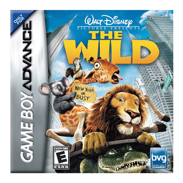 Disneys The Wild