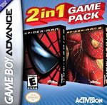 Spider-Man 1 & 2 Double Pack