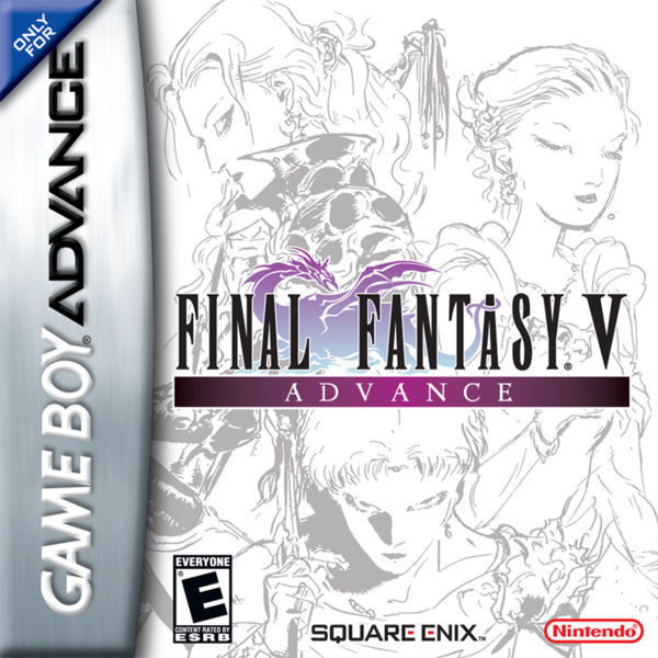 Final Fantasy V 5