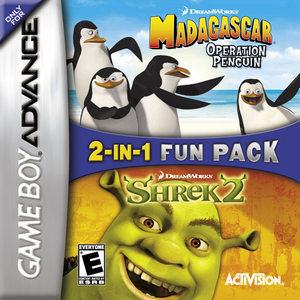 Shrek 2 & Madagascar
