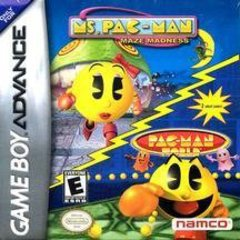 Ms. Pac-Man & Pac-Man World