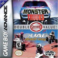 Monster Trucks Double Pack