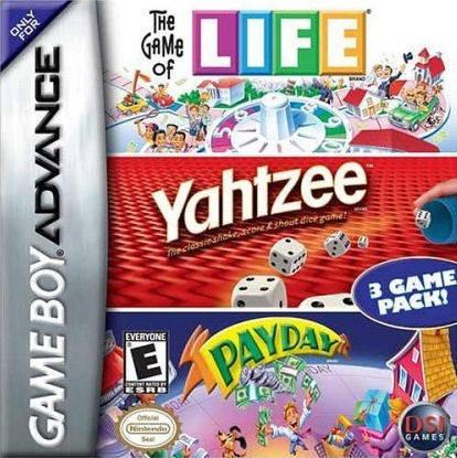 Life, Yahtzee, & Payday