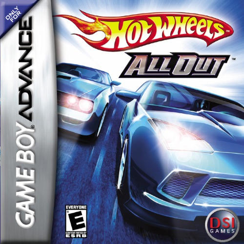 Hot Wheels: All Out