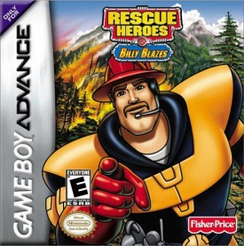 Rescue Heroes: Billy Blazes