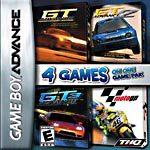 GT Advance Champ 4 Pack