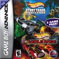 Hot Wheels Stunt Track & World